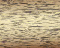 Brown wooden plank, cutting board, floor or table Royalty Free Stock Photos