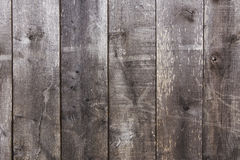 Brown wooden plank texture wall background old and weather worn. Wooden wall texture from oak planks royalty free stock photo