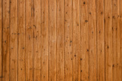 Brown wooden planks Stock Image