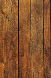 Brown wooden planks background Stock Images