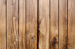Brown wooden retro background.  Royalty Free Stock Images