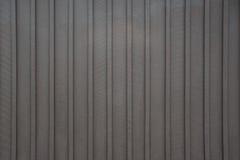 Brown Wooden Siding Vertical Stripes Stock Photos
