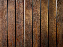 Brown wooden texture Stock Photography