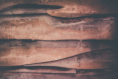 Brown Wooden Texture Royalty Free Stock Image
