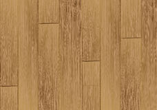 Brown wooden texture. Vector background. Stock Image
