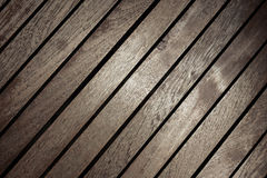 Brown wooden top table texture Royalty Free Stock Images