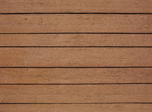 Brown wooden wall background Stock Images