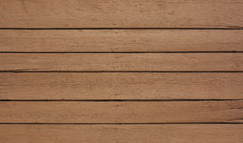 Brown wooden wall background Stock Photography