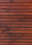 Brown wooden wall Stock Photo