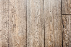 Brown wooden wall Stock Image