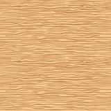 Brown wooden wall plank, table or floor surface. Cutting chopping board. Ð¡artoon wood texture, vector seamless background. Brown wooden wall plank. Cutting royalty free illustration