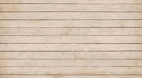 Brown wooden wall, table, floor surface. Light vector wood texture. Royalty Free Stock Images