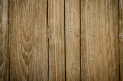 Brown wooden wall texture. Wood background Royalty Free Stock Photography