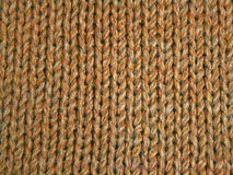 Brown wool Royalty Free Stock Photos