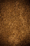 Brown wool carpet Stock Photography