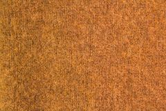 Brown wool knitwear fabric texture royalty free stock images
