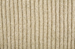 Brown Wool Texture. Brown knitted wool texture background, close up stock image