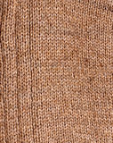 Brown Wool Texture Stock Photo