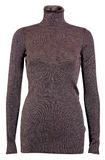Brown woolen sweater Royalty Free Stock Image