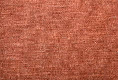 Brown woven cloth. Stock Images