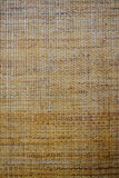 Brown woven natural rattan patterns. Royalty Free Stock Photography