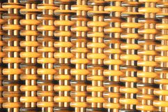 Brown Woven Rattan Background Pattern Texture Royalty Free Stock Photos