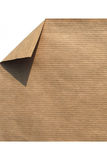 Brown wrapping  paper Royalty Free Stock Images