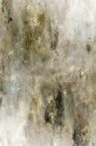 Brown y Art Painting abstracto beige Fotos de archivo