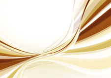 Brown and yellow background Royalty Free Stock Image