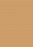 Brown-Zeile Größe des Papiers A4 Stockbilder