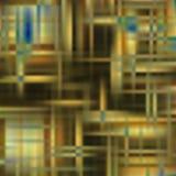 Brown złota zamazany tło Obrazy Stock