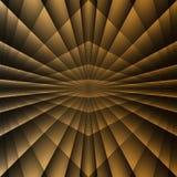 Brown-Zusammenfassungs-Überfahrt-Licht-Hintergrund lizenzfreie abbildung