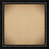 Brownalter Papierhintergrund Stockfotos