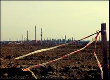 brownfield Image libre de droits