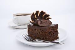 brownie κάλυμμα πολυτέλειας &kappa Στοκ εικόνα με δικαίωμα ελεύθερης χρήσης