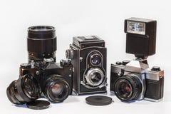 Brownie της Kodak κάμερα Στοκ φωτογραφία με δικαίωμα ελεύθερης χρήσης