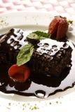 Brownie Stock Image