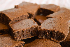 'brownie' Image stock