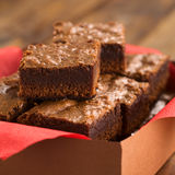 'brownie' Photos stock