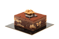 Brownie Fotos de Stock