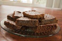 Brownie 1 Fotografia Stock Libera da Diritti