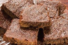 Brownie 3 Immagini Stock