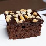 brownie Fotografie Stock Libere da Diritti