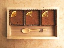 Brownie Στοκ εικόνα με δικαίωμα ελεύθερης χρήσης