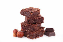 brownie Immagine Stock