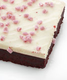 Brownie Bar,Close Up Royalty Free Stock Photos