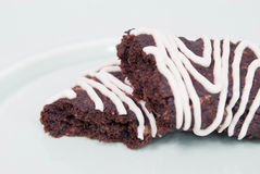 Brownie Bars Royalty Free Stock Photography
