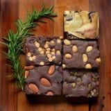 Brownie royalty free stock photos