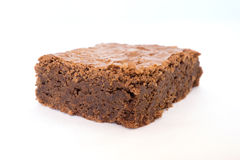 Brownie Closeup Royalty Free Stock Images