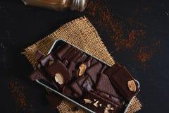 Brownie Crisps fotografia de stock royalty free